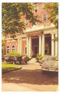 Exterior,The Charlottetown Hotel,Charlottetown, Prince Edward Island, Canada,...