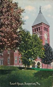 Court House Emporium Pennsylvania 1912