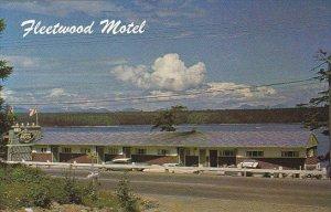 Canada Fleetwood Motel Campbell River British Columbia