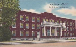 Kentucky Frankfort The Southern Hotel 1951