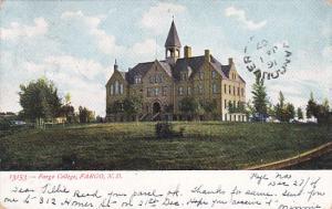 FARGO , North Dakota ,PU-1906 & 1907; Fargo College