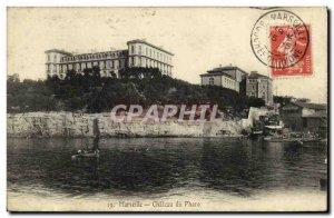 Old Postcard Chateau du Pharo Marseille