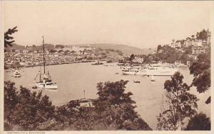 Steamer, Boats, Dartmouth & Kingswear, Devon, England, UK, 1900-1910s