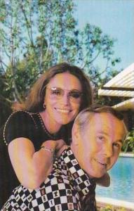 Johnny Carson &  Wife Joanna