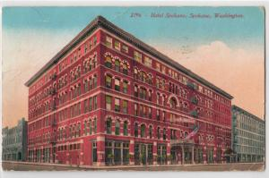 Hotel Spokane WA