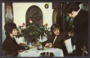 Frank's Steak House Niagara Falls ON Canada Postcard 5780