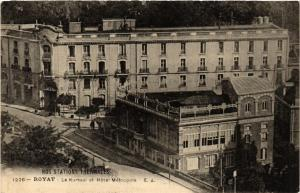CPA Nos Stations THERMales ROYAT Le Kursaal et Hotel Metropole (409229)