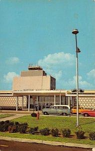 Date municipal airport James M Cox Airplane 1966