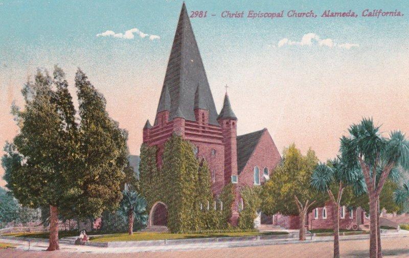 Christ Episcopal Church , ALAMEDA , California ; 00s-10s