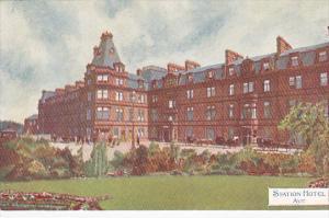 Station Hotel , AYR , Scotland , 00-10s