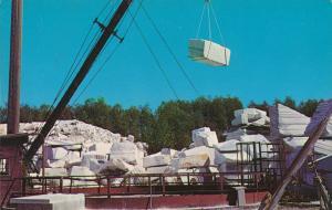 Marble Quarry at West Rutland VT, Vermont
