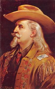 Col. W. F. Cody (Buffalo Bill) Unused