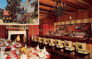 Easthampton L.I. New York multi-views Villa D'Or restaurant vintage pc ZE686267