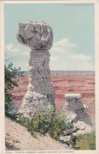 GRAND CANYON , Arizona , 10-30s ; Thor's Hammer