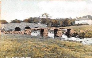 Post Bridge Dartmoor United Kingdom, Great Britain, England Unused