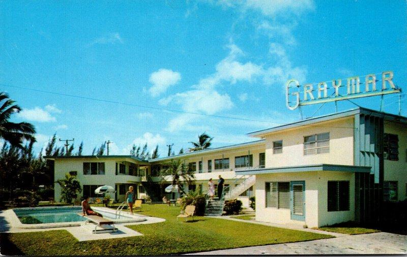 Florida Fort Lauderdale The Graymar Apartments