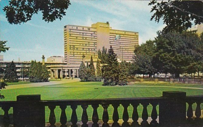 Colorado Denver Hilton Hotel