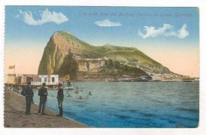 Gibraltar, 00-10s, The rock from Bathing Pavilion at LINEA