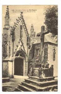 L'Eveche, Quimper, Finistere, Bretagne, France, PU-1908