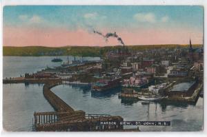 Harbor, Saint John NB
