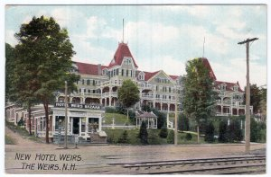 The Weirs, N.H., New Hotel Weirs