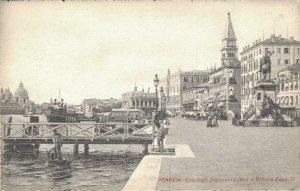 Italy Venezia Riva degli Schiavoni e Mon a Vittorio Eman 03.32