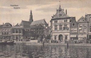 HAARLEM, Noord-Holland, Netherlands, 1900-1910's; Spaarne #3