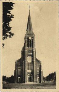 CPA Wassigny - L'Eglise (1062017)