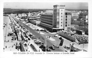 Portugal Figueira da Foz Avenida Dr. Oliveira Salazar e Grande Hotel