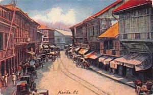 Escolta is the Main Street Manila Philippines Unused