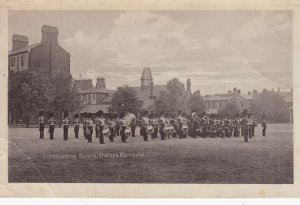 CHELSA Barracks , UK , 00-10s ; Dismounting Guard