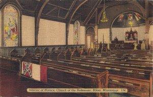 Biloxi MS, Church of Jefferson Davis, Confederate Flag, Civil War Interest