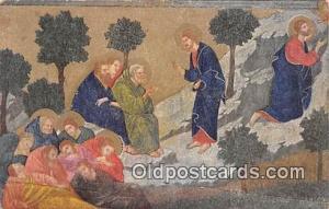 Religion Postcard muse Dell' Opera Del Duomo Siena