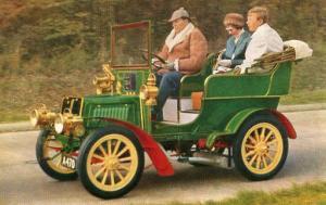 Antique Auto - 1904 Star, 7 hp, 3-seater