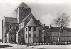 RP: LESSAY (Manche) , France 40-60s ; Chevet de l'Eglise Abbatiale