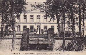 CHAUMONT, Ecole Normale Deportementale, The Normal School, Haute Marne, Franc...