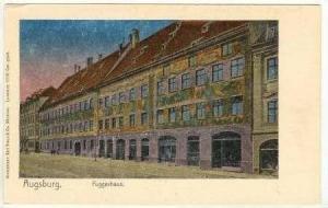 Augsburg, Germany Fuggerhaus, 00-10s