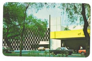 Hotel Camino Real Mexico ca 1972 Chrome