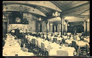 USA Main Dining Room Odenbach Restaurant Rochester New York Interior Scene