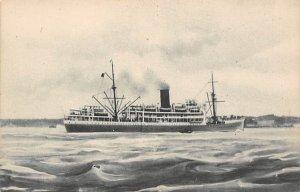 Quanza Companhia National De Navegacao Ship Unused