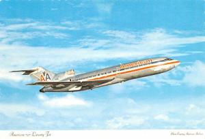 American 727 Luxury Jet -