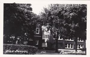 RP; PLAINFIELD, Illinois; High School, 1930-1940s
