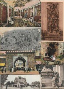 Tunisia Tunis Vintage Postcard Lot of 40   01.17
