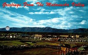 Alaska Palmer Greetings From The Matanuska Valley
