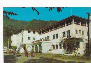 Mexico Tamazunchale Hollingsworths Hotel San Antonio