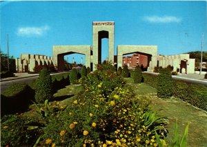 PC CPA BAHRAIN, BAHREIN, ISA TOWN GATE, Modern Postcard (B3761)