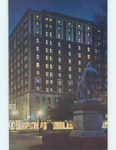 Unused Pre-1980 JACK TAR HOTEL Lansing Michigan MI G0729