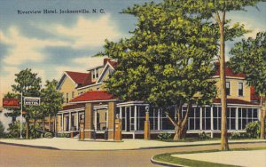 Riverview Hotel and Gas Station Jacksonville North Carolina
