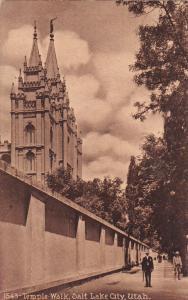 Temple Walk, Salt Lake City, Utah, 00-10s
