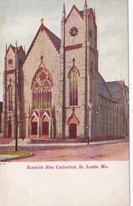Missouri St Louis The Scottish Rite Cathedral